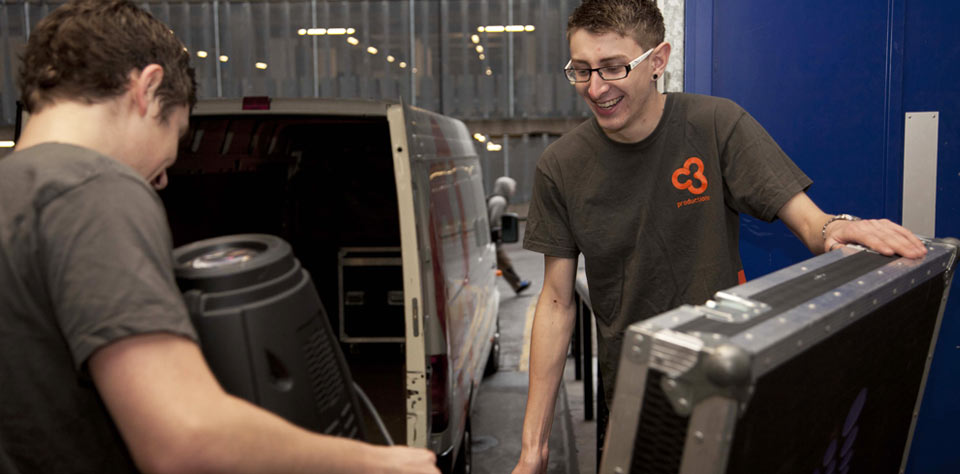 Equipment - C3 Productions